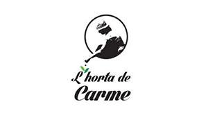 L & #039; horta de Carme Logo
